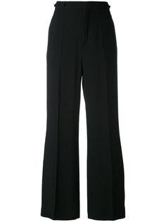 укороченные широкие брюки Chloé