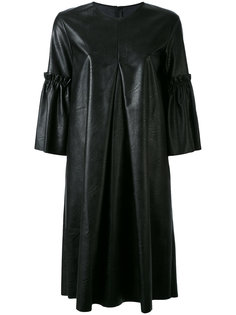 миди платье-шифт Mm6 Maison Margiela