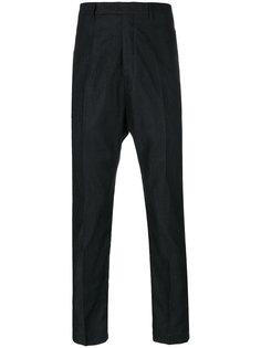 прямые брюки Rick Owens