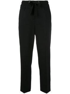укороченные брюки на шнурке Dorothee Schumacher