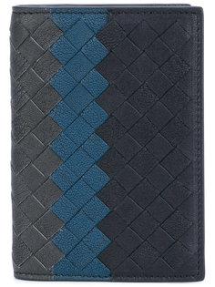 складной бумажник Bottega Veneta
