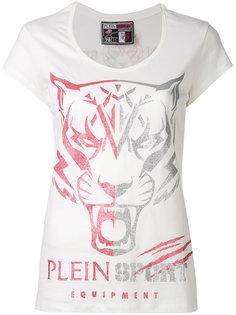 футболка с принтом логотипа Plein Sport