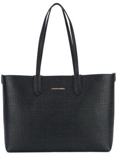 маленькая сумка-шоппер Alexander McQueen