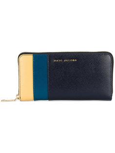 кошелек на молнии Marc Jacobs