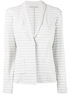 полосатый пиджак Le Tricot Perugia
