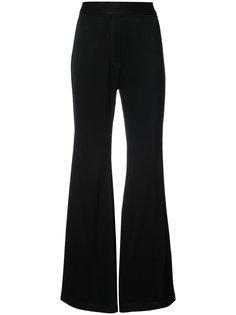 расклешенные брюки с высокой талией Ellery