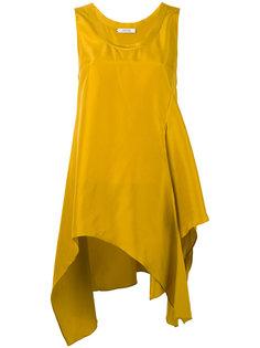 удлиненная блузка с объемным узлом Dorothee Schumacher
