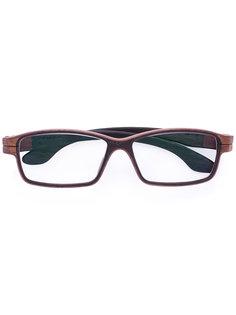 очки в оправе прямоугольной формы Herrlicht