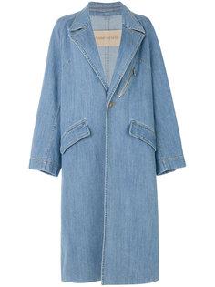джинсовое пальто Citta Christian Wijnants