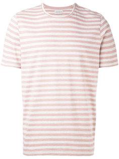 футболка Conduit Stripe Oliver Spencer