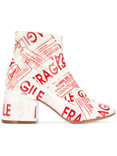 ботинки Fragile Mm6 Maison Margiela