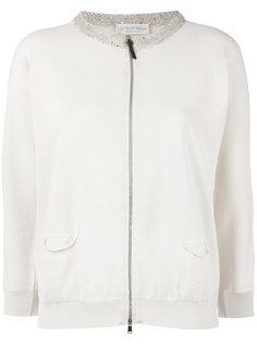 приталенная куртка  Le Tricot Perugia