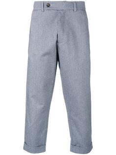 укороченные брюки 60 Société Anonyme
