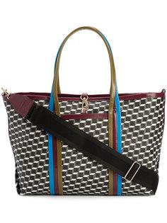 сумка-тоут с регулируемой лямкой Pierre Hardy