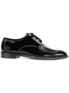классические ботинки-дерби Givenchy
