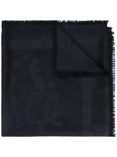 монограммный шарф Gancio Salvatore Ferragamo