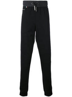 спортивные брюки на шнурке Philipp Plein