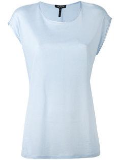однотонная футболка Rag & Bone