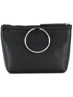 сумка-тоут с ручкой-кольцом Kara