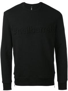трикотажный свитер Neil Barrett