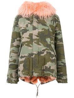 куртка с капюшоном  Mr & Mrs Italy