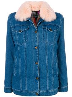 джинсовая куртка  Mr & Mrs Italy