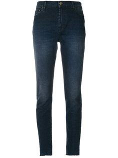 выбеленные джинсы слим Mr & Mrs Italy