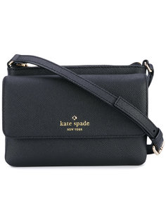 сумка через плечо с принтом логотипа Kate Spade