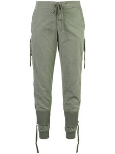 брюки Lounge Greg Lauren