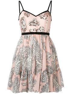 """платье с принтом """"пейсли"""" Manoush"""