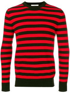 полосатый трикотажный свитер  Givenchy