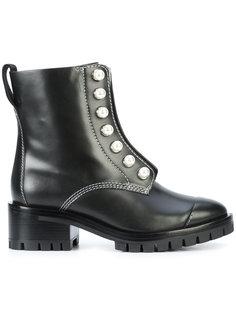 ботинки Hayett с жемчужными деталями 3.1 Phillip Lim