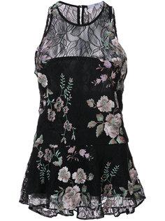блузка Zarina Zac Zac Posen