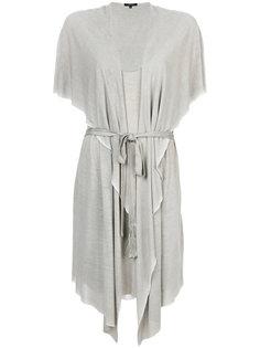 платье с поясом  Unconditional