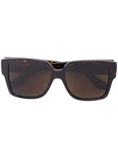 солнцезащитные очки в черепаховой оправе Saint Laurent Eyewear