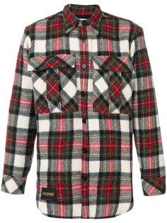 клетчатая рубашка Stella McCartney