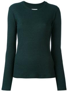 ребристый свитер Mm6 Maison Margiela
