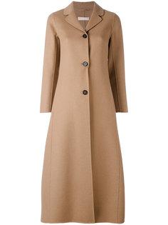 расклешенное удлиненное пальто S Max Mara