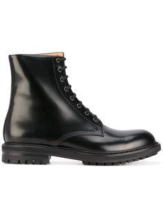 ботинки на шнуровке Alexander McQueen
