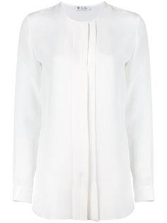 рубашка с плиссировкой Loro Piana