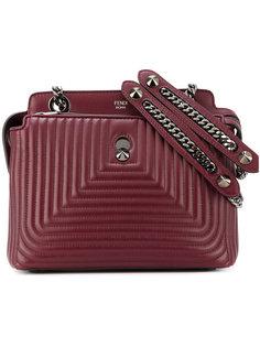 стеганая сумка Dotcom Click Fendi