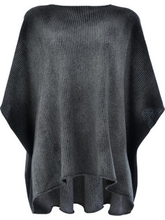 трикотажная блузка ребристой фактуры Avant Toi