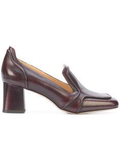 туфли-лодочки с квадратным носком Marion Parke