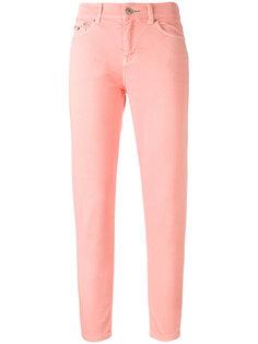укороченные джинсы с завышенной талией Tommy Jeans