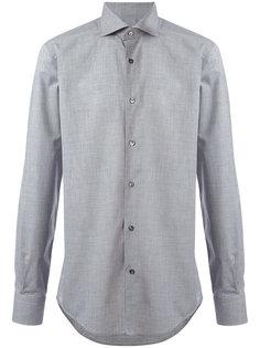 рубашка с закругленным подолом Pal Zileri