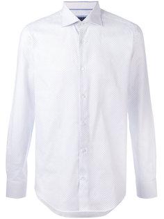 рубашка с мелким принтом Pal Zileri
