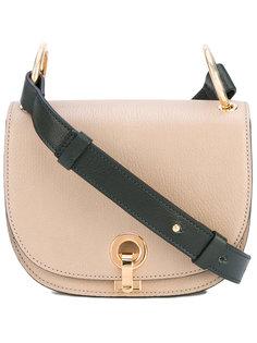 сумка-сэтчел с контрастным ремешком Marni