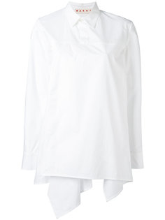 расклешенная рубашка Marni
