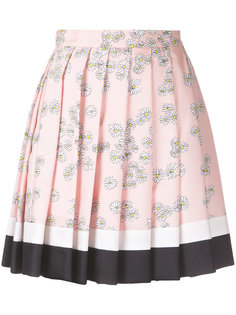 короткая юбка с цветочным принтом  Macgraw