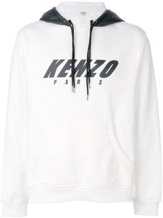 толстовка с принтом-логотипом Kenzo